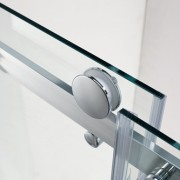 Right Hardware for Shower Door