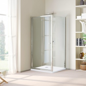 Corner Hinge Shower Door DY-DF691