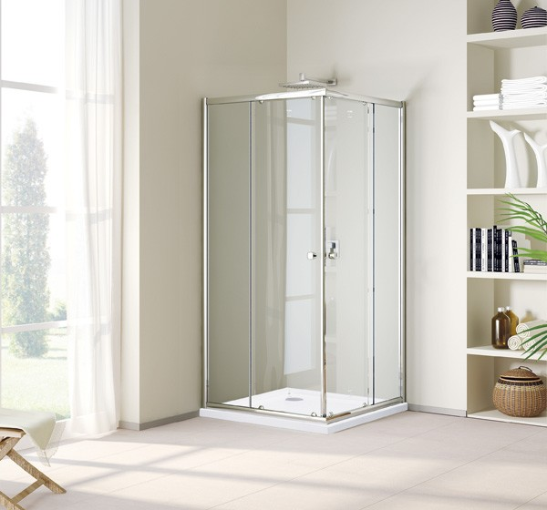 Corner shower Sliding Door DY-DF694
