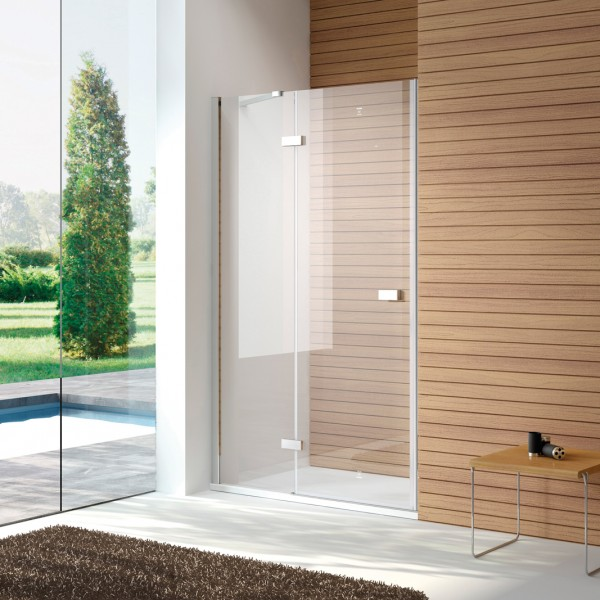 Shower Screen Single Hinge Door