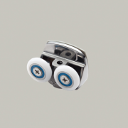 DCM stainless steel roller