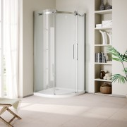 Quadrant Shower Sliding Door DY-D9391BL