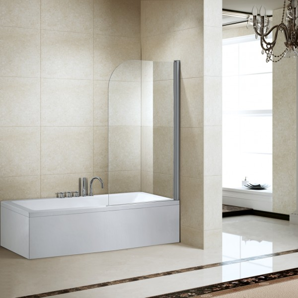 Shower Screens Bathtub Screen Pivot Door For Paris Series