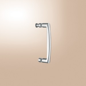 Zinc alloy handle 160B