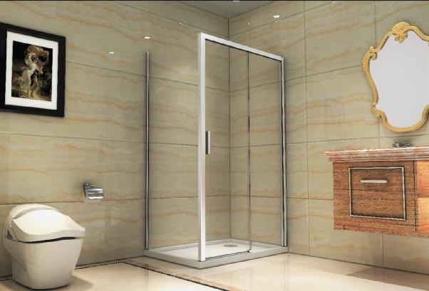 glass shower doors